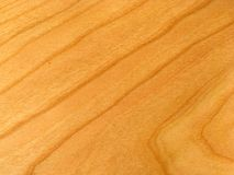Cherry wood Stock Image