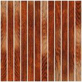 Cherry wood floor. Cherry planks on white for wooden floor interior finishing Royalty Free Stock Photos