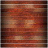 Cherry wood parquet design. Cherry wood boards forming interesting parquet ready for your design Royalty Free Stock Photos