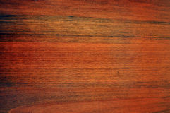 Cherry wood texture Royalty Free Stock Image