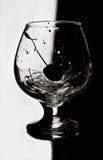 Cherryexponeringsglas Royaltyfria Bilder