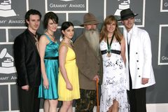 Cherryholmes at the 51st Annual GRAMMY Awards. Staples Center, Los Angeles, CA. 02-08-09 Royalty Free Stock Photography