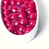 Cherrysirap Arkivfoton