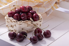Cherrysommar arkivfoton