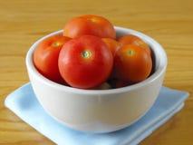 Cherrytomater Royaltyfri Fotografi