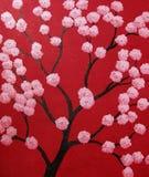Cherrytree vektor illustrationer