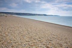 Chersil-Strand, Dorset Stockfotografie
