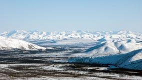 The Chersky Range (nearly Yagodnoe) Stock Photos