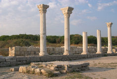 chersonesos ruiny Zdjęcia Royalty Free