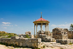 Chersonesus near Sevastopol in Crimea Stock Photos