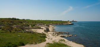 Chersonesus near Sevastopol in Crimea, Ukraine Royalty Free Stock Image