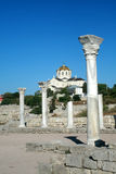 Chersonesus, Sevastopol, Crimea Stock Photo