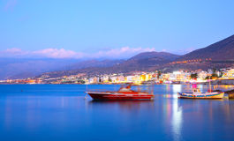 Chersonissos Royalty Free Stock Images