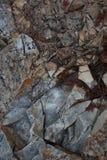 Chert σύσταση υποβάθρου βράχου Στοκ Εικόνα