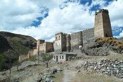 Chertwisi城堡 免版税库存照片