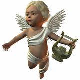 Cherub Royalty Free Stock Photo