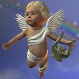 Cherub Royalty Free Stock Photography
