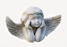 Cherub angel Stock Image