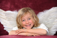 Cherub Royalty Free Stock Photography