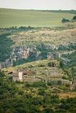 Cherven średniowieczny forteca Zdjęcie Royalty Free