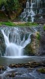 Chervonohorod waterfall Stock Photography