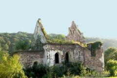 Chervonohrad slott arkivbilder