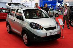 Chery Beat Stock Image