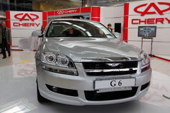 Chery G6 Royalty Free Stock Images