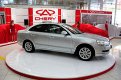 Chery G6 Royalty Free Stock Image