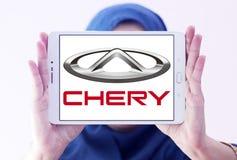 Chery Jedzie loga Zdjęcie Royalty Free