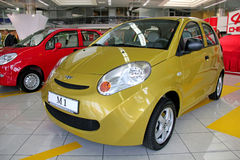 Chery M1 Stock Images
