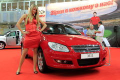 Chery M11 Stock Images