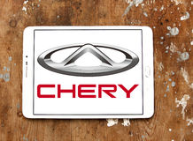 Chery Motors logo Stock Image