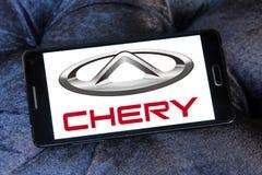 Chery motors logo Stock Photography