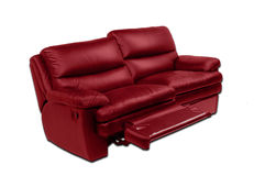 Chery sofa1 Royalty Free Stock Images