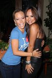 Cheryl Burke,Kendra Wilkinson Stock Photo
