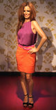 Cheryl Cole at Madame Tussaud's Stock Photo