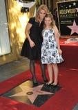 Cheryl Hines & Catherine potomstwa Zdjęcie Stock