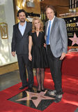 Cheryl Hines & Jeremy Sisto & Kevin Nealon Royalty Free Stock Photography