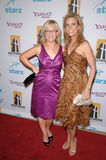 Cheryl Hines, Rachael Harris Royalty Free Stock Images
