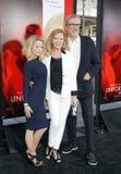 Cheryl Ladd, Brian Russell och Jordan Ladd Arkivfoto