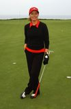 Cheryl Ladd,Michael Douglas. Cheryl Ladd at the 8th Annual Michael Douglas and Friends Presented by Lexus. Trump National Golf Club, Rancho Palos Verdes, CA. 05 Royalty Free Stock Photography