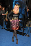 Cheryl Tiegs. At the Los Angeles Premiere of 'Avatar,' Chinese Theater, Hollywood, CA. 12-16-09 stock photo