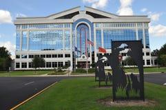 Chesapeake Δημαρχείο στη Βιρτζίνια Στοκ Εικόνα