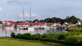 chesapeake κόλπων λιμάνι michaels ST Στοκ Φωτογραφία