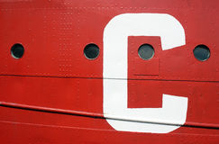 chesapeake της Βαλτιμόρης θαλάσσιο σκάφος μουσείων Στοκ φωτογραφία με δικαίωμα ελεύθερης χρήσης