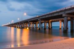 Free Chesapeake Bay Bridge Stock Photo - 55259110