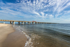 Chesapeake Bay Bridge Royalty Free Stock Photos