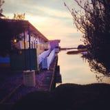 Chesapeake Bay. Nice, calm scenery Stock Images