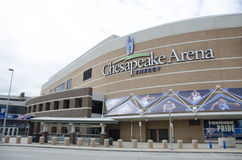 Chesapeake energy arena Royalty Free Stock Photos